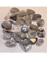 Aura silver rainbow spidser
