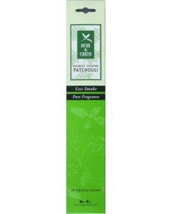 Herb & Earth - PATCHOULI - røgelse