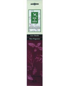 Herb & Earth -  FRANKINCENSE Røgelse