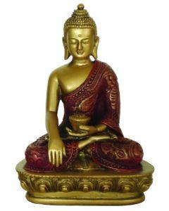 Buddha-SAKYAMUNI-hvid