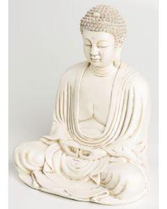 Rød-guld-buddha