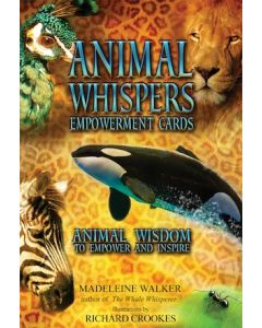 Animal Whispers orakel kort