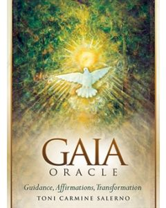 Gaia Orakel kort på engelsk