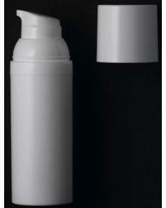 Airless cremeflaske fåes i forskellig størrelse
