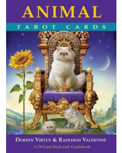Animal Tarot kort - Doreen Vitue