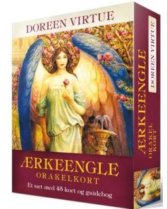 ÆRKEENGLE orakelkort - Doreen Virtue