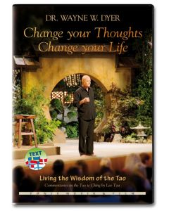 CHANGE YOUR THOUGHTS DVD