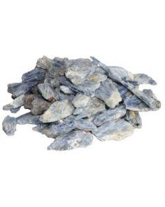 Cyanit blå rå