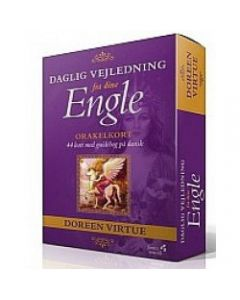 DAGLIG VEJLEDNING FRA DINE ENGLE Doreen Virtue