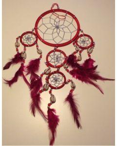 Drømmefanger rød