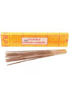 Nag Champa røgelse - Goloka