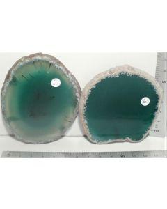 Grøn-agatskive