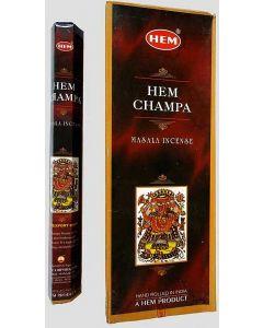 Hem Champa røgelse
