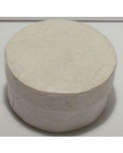 Gaveæske rund hvid