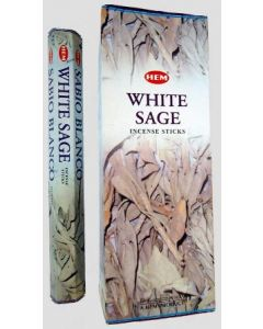 Hvid Salvie røgelse