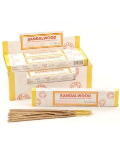 Sandeltræ røgelse - Stamford