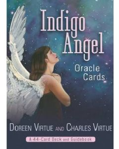 Eng.Virtue: INDIGO ANGEL