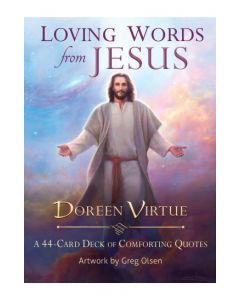 LOVING WORDS FROM JESUS - Doreen Virtue