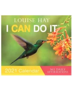 Kalender I Can Do It - Louise Hay