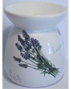Duftlampe-blomstermotiv