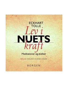 Eckhart Tolle - Lev i Nuets Krafts MP3 Lydbog