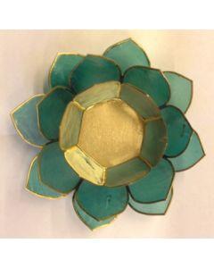 lotus mørk lilla
