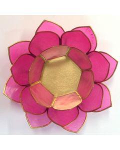 lotus lyserød