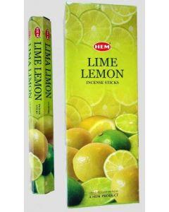 Lime og Citron røgelse