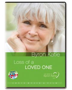 Loss of a loved one DVD
