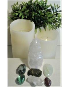 Krystalkursus – Krystallernes energier