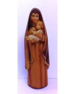 Madonna brun 11,5 cm