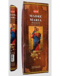 Madre Maria røgelse