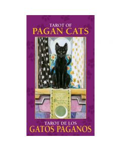 Pagan Cat tarot mini