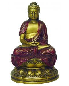 Buddha 11 cm Meditations håndstilling