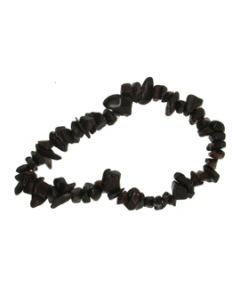 armbånd obsidian smal
