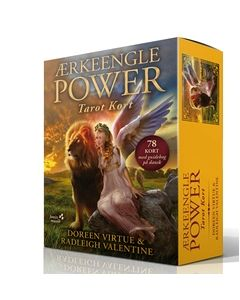ÆRKEENGLE POWER TAROT Doreen Virtue