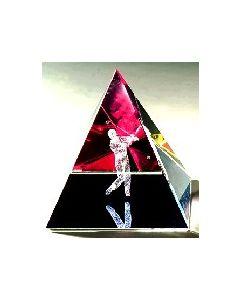 Golfspiler Pyramide nr. 25