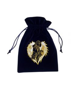 Stofpose i fløjl - Ærkeenglen Rafael