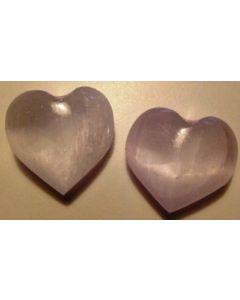 Selenit hjerte stor