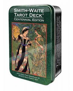 Tarot Smith-Waite i Metalæske