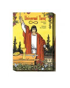 UNIVERSAL TAROT - engelsk bog