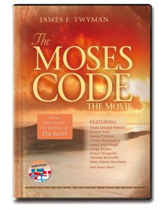 THE MOSES CODE DVD