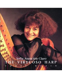 The Virtuoso harp CD