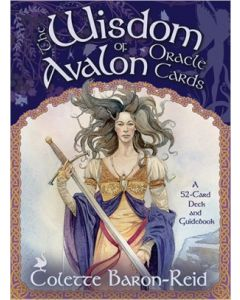 WISDOM OF AVALON Colette Baron-Reid