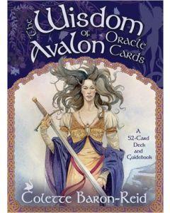 WISDOM OF AVALON Colette Baron-Reid