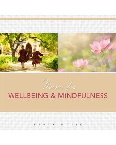 Wellbeing & mindfulness CD