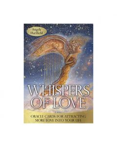 Whispers of Love orakelkort - Angela Hartfield
