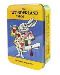 Tarot Alice i Eventyrland